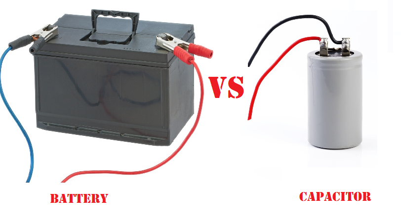 Capacitors or second battery for car audio system: Which one